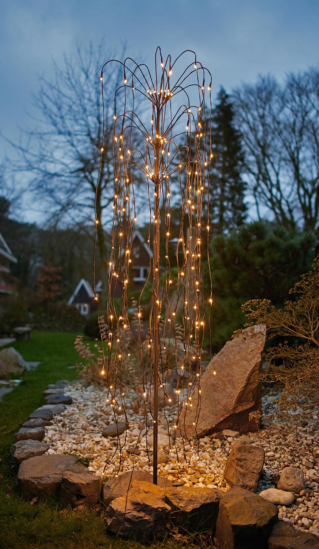 LED Trauerweide warmweiß 180 cm Image