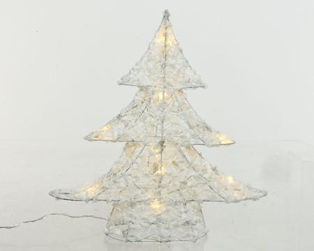 LED Baumwoll Baum warmweiß 30 cm Image