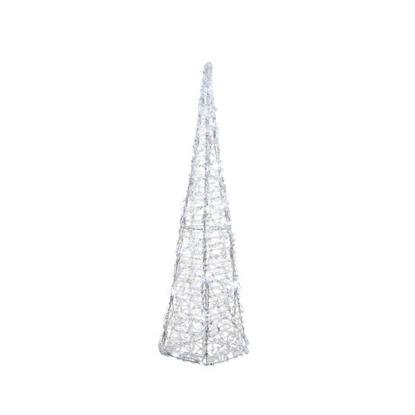 LED Acryl Pyramide 89 cm Image